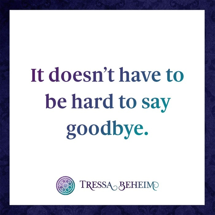 How do you know when that time has come? Here are three signs it's time to say goodbye.