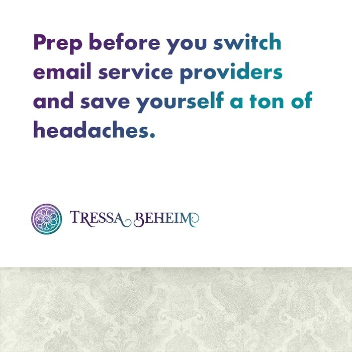 Figuring out if it's time to switch email service providers isn't always as clear as we'd like it to be. Here's how to know if it's now is the right time.