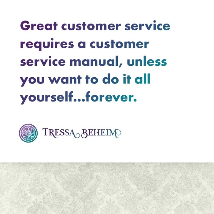 If you want your employees to offer top-notch, consistent service, you need a plan. Here's why your business needs a customer service manual.
