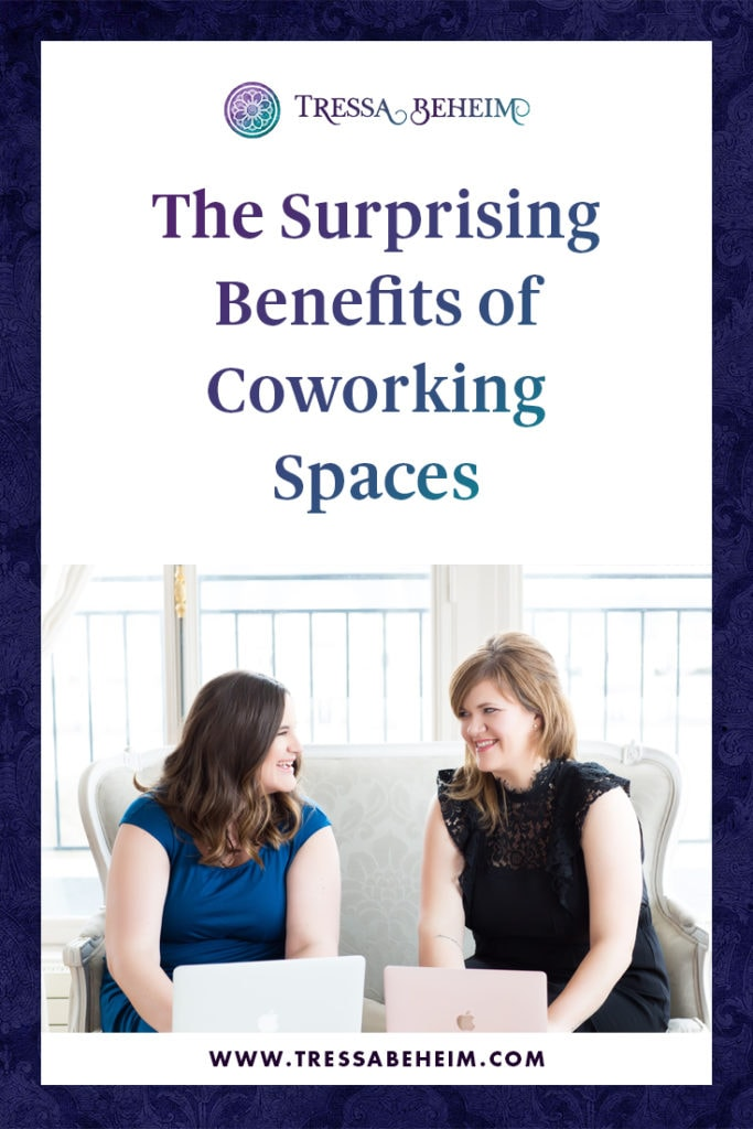 The Surprising Benefits of Coworking Spaces