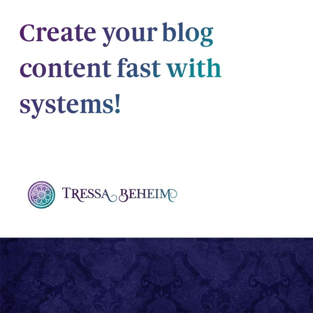 Your business has plenty of systems in place, so why not have one for content creation? Here's my ultimate system for creating blog content.