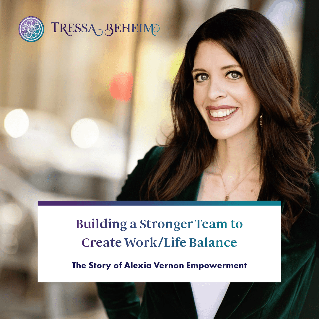 My client, Alexia Vernon, knew if her business was going to grow, she needed someone to handle the day-to-day operations. That's exactly where I came in.
