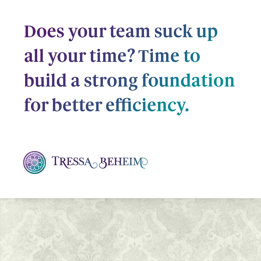 An effective team needs the right groundwork laid in order to be successful. Here are some tips on how to build a strong foundation for your team.