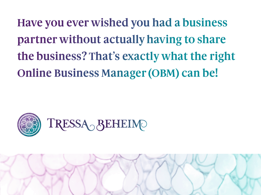 """If you've ever asked the question """"what is an online business manager?"""", you're not alone. Here's everything you need to know about what OBM does."""